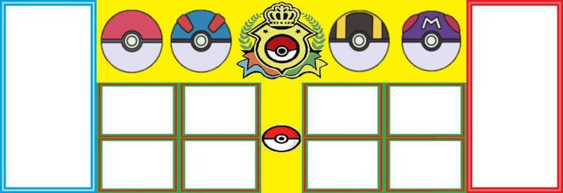 Pokemon World Coronation Series (4 on 4 Battle)