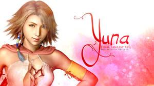 Yuna - Final Fantasy Wallpaper