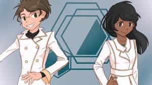 The Doctors! (Rosalene and Watts)