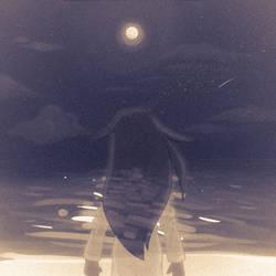 Eva Rosalene (memory ver.) by HitTheReplayButton