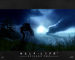 Half-Life 2 Episode 2 by navyseal2004