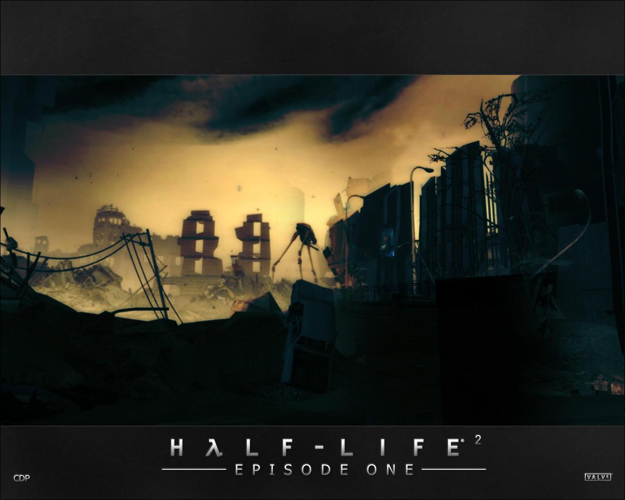 Half life 2 episode two wallpaper / Seiko ladies watch black dial