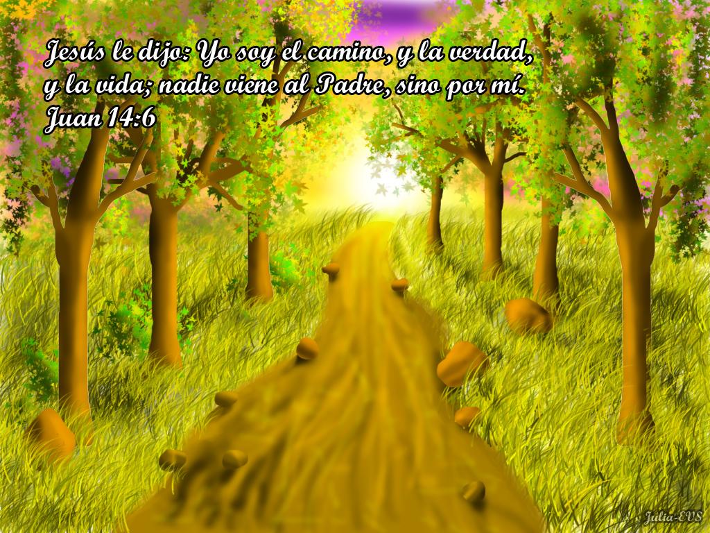 Jesus el unico camino by Julia-EVS