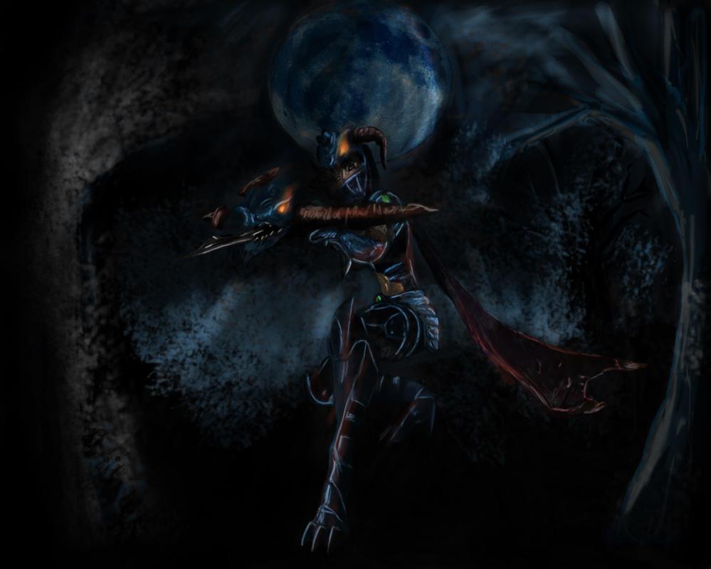 Dragonslayer Vayne by Huntermanx