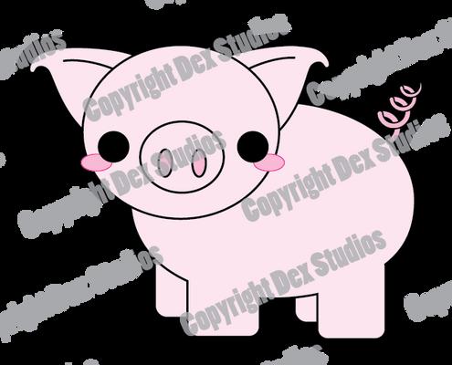 Piggy Charm Designs