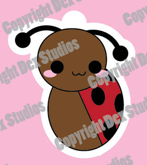 Ladybug Charm Design