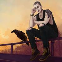 Ronan Lynch by xla-hainex