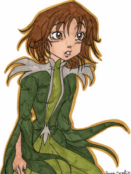 Elyon from W.I.T.C.H.
