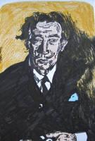 Salvador Dali by dauwdrupje