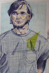 Gus Van Sant by dauwdrupje