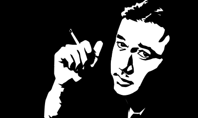 Bill Hicks vector by NonHoVoglia