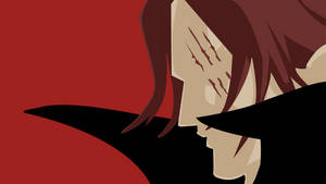 Red-Haired Shanks - minimal