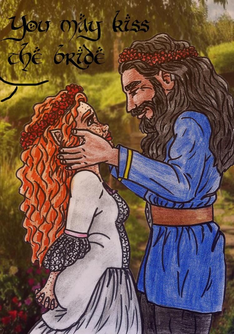 You May Kiss The Bride 32