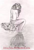 Mermaid by KsunLion