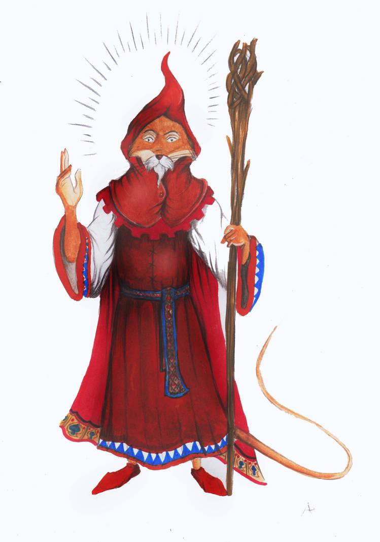 Redwall Joseph the bellmaker by FairytalesArtist on DeviantArt