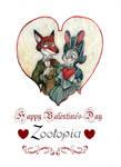 A Victorians Zootopia Valentine's Day