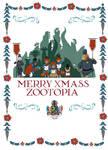 Merry Christmas Zootopia