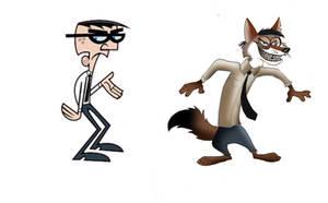 Fairly Odd Zootopia character Denzel Crocker