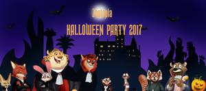 Zootopia Halloween Party 2017 by FairytalesArtist