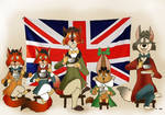 The GB Zootopia Gentlemen School