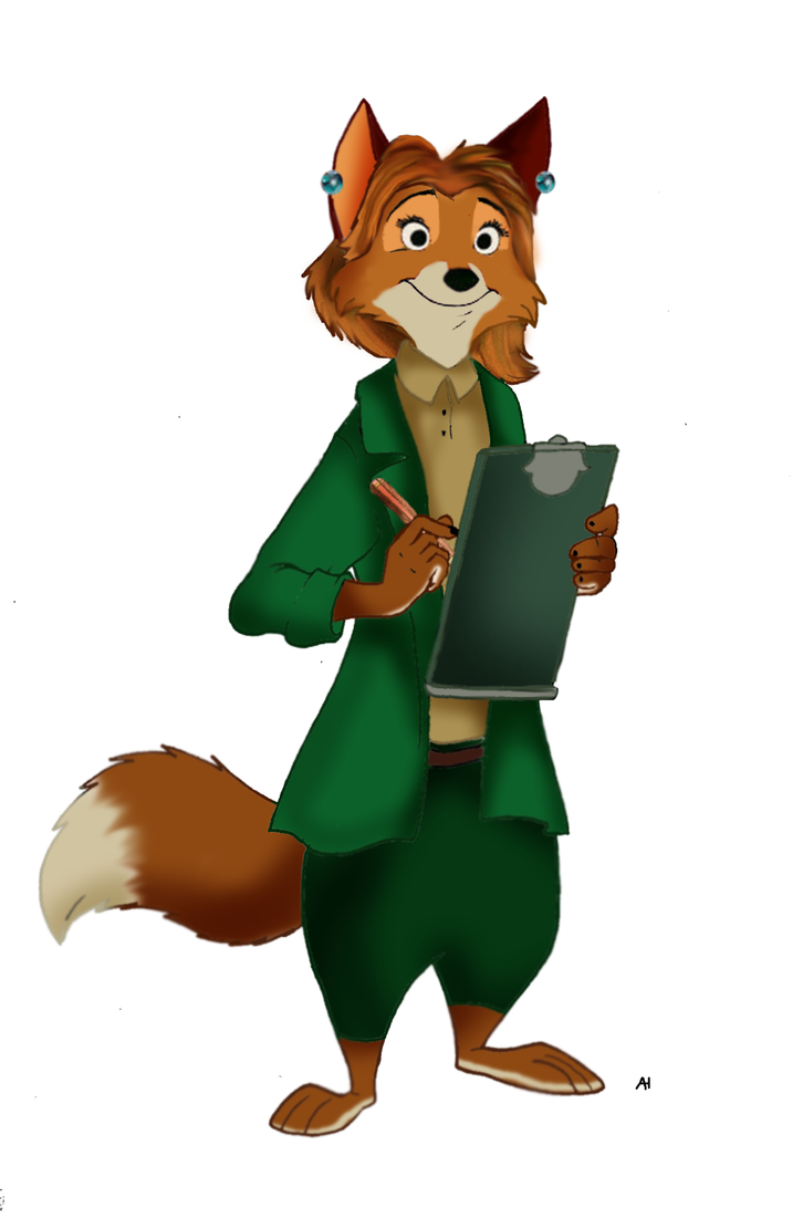 FortunataFox by FairytalesArtist