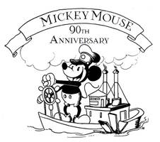 Mickey Mouse 90th Anniversary by FairytalesArtist
