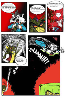 Space Cats Comic 08