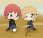 Money Commission: Sasori~x~Kinomi