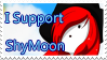 I Support ShyMoon by Chibiria