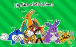 My Pokemon Let's Go Team