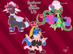 Gigantamax Sinnoh Pokemon 1/3