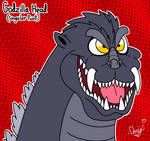 Godzilla Head (Singular Point)