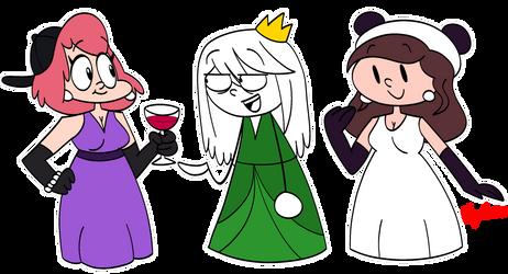 Ball Gown Animators 2
