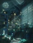 The Garden Room by Ash Ogasawara