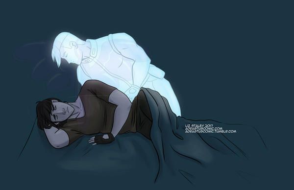 Sheith Week 01- Dreamer by lizstaley