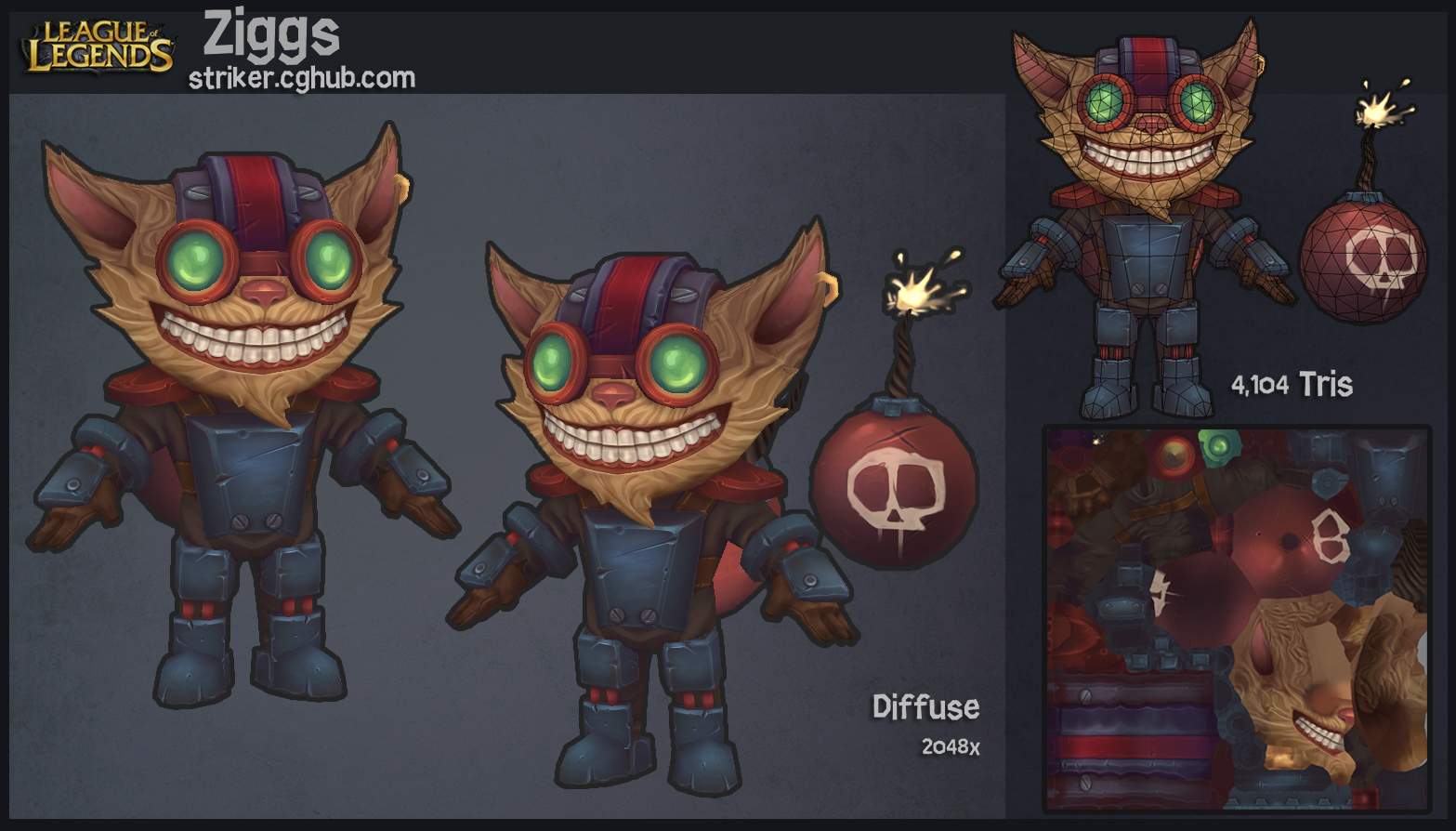 Ziggs Breakdown by sstrikerr