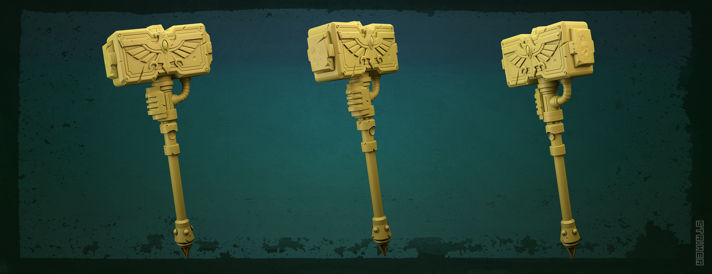 Hammer by sstrikerr