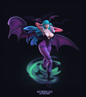 Morrigan Beauty