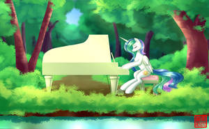 Forest Melody by DarkSprings