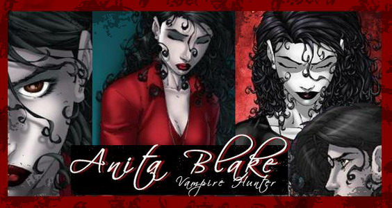 Ma First create on Anita Blake by Miss-Arcantane