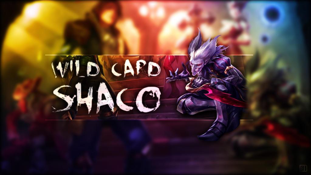 Wallpaper wild card shaco by chrisedua on deviantart wallpaper wild card shaco by chrisedua voltagebd Gallery