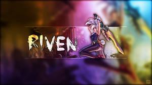 Wallpaper | Battle Bunny Riven