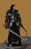 Knight concept by Egonzoli