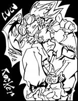 CuCu Rocker by Raichu-ish