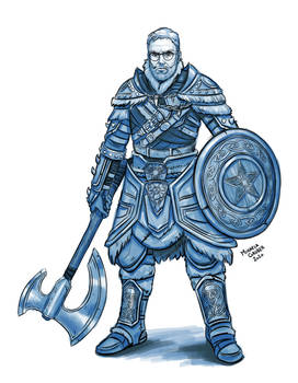 Warrior Commission