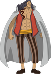 Crew Shanks - One Piece