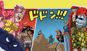 One Piece - Chapter 1000 - Wallpaper