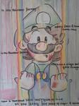 Luigi at the Rainbow Facory