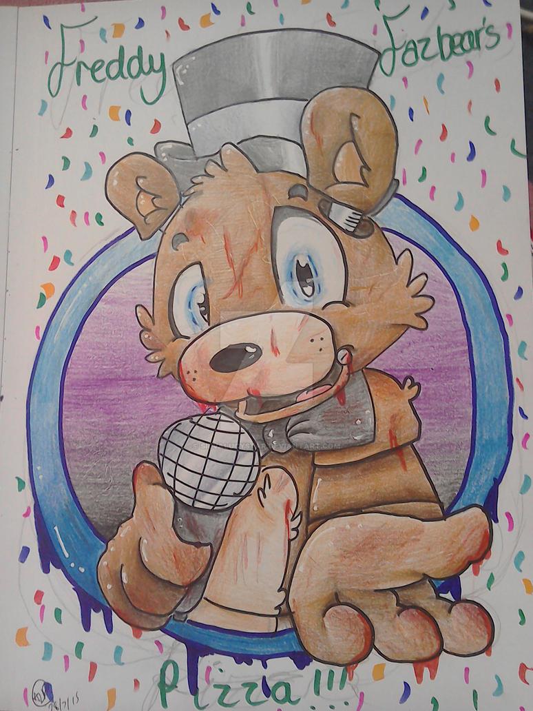 Welcome to Freddy Fazbears Pizza by SilvaLucyStar on DeviantArt