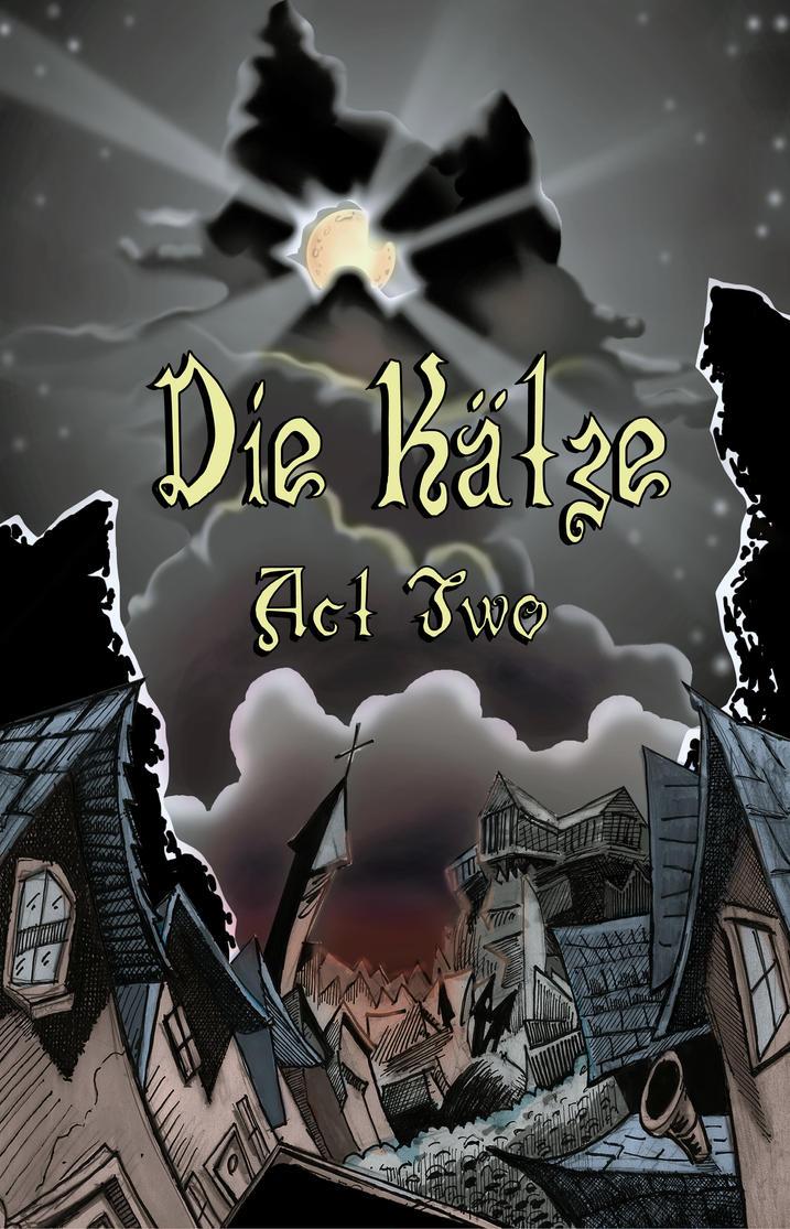 Die Katze Act II by comicbook1287